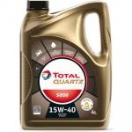 Total Quartz 5000 15W-40 4L
